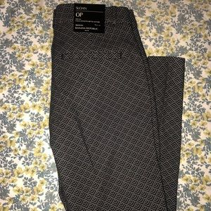 Never worn Banana Republic Slim Ankle- 0P